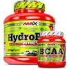 HydroPure Whey Protein + BCAA
